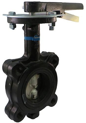 2 Lug Butterfly Valve, Ductile Iron