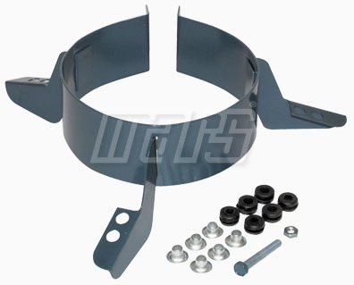 Motor Blower Mounting Bracket Kit