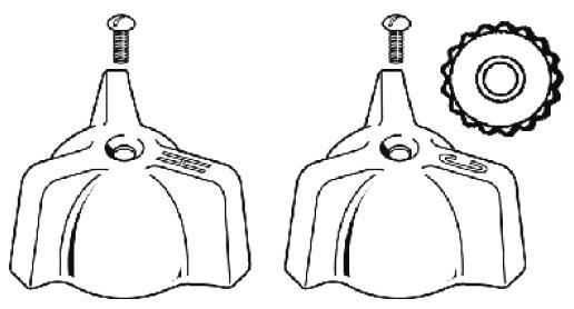 Metal Knob Faucet Handle - Streamway