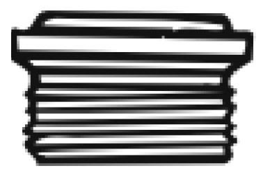 "9/16"" Faucet Bibb Seat - American Standard, 24 TPI"