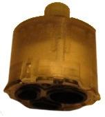 Splined Faucet Cartridge