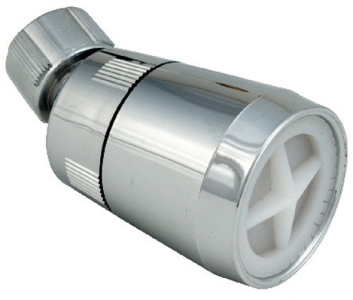 Shower Head - Deluxe, Chrome Plated