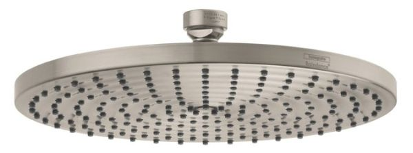 1-Jet 2.5 GPM Shower Head - Raindance, Brushed Nickel