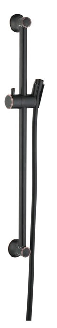 Wall Bar, Rubbed Bronze