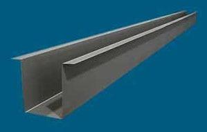 "5 X 4 X 5 X 10"" Line Set Cover, Bonderized and Phosphatized Steel"