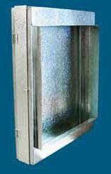 "20"" Galvanized Steel Universal Filter Rack"