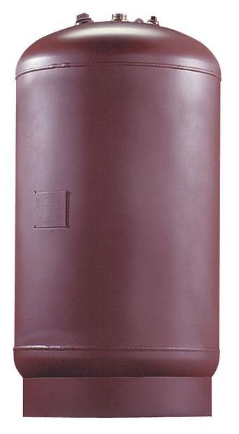 22 Gallon Water Heater Expansion Tank - Steel, 150 psi