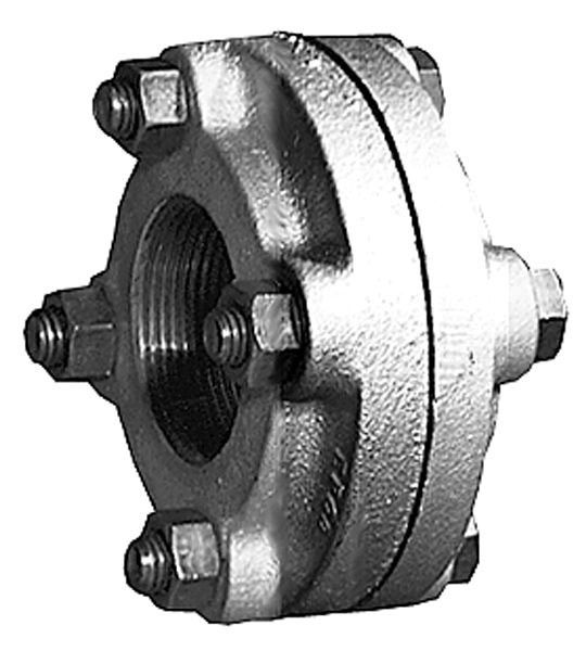 "3"" Flanged Dielectric Union"