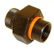 "1-1/2"" Steel Import Straight Dielectric Union"