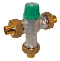 Threaded Mixing Valve, Cast Bronze