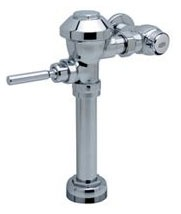 "Water Closet Flush Valve - AquaVantage, Exposed, Quiet, Diaphragm Type, 11.5"" Rough-In, 1.6 GPF"
