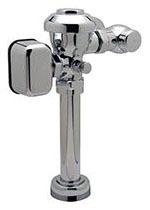 """Water Closet Flush Valve - AquaSense, Exposed, Quiet, Diaphragm Type, 11.5"""" Rough-In, 1.6 GPF"""