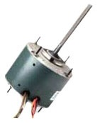 1/4 HP Condenser Fan Motor - 208 to 230 VAC, 1075 RPM, 1-Speed