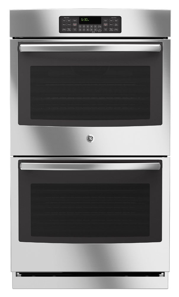 """30"""" Stainless Steel Wall Oven - Double, Built-In, 208/240 V, 10 Cu Ft"""