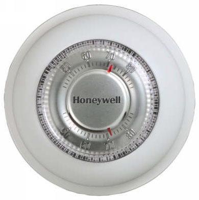1 Heat Non-Programmable Thermostat, Premier White