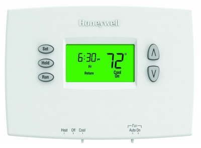 5-2 Day Programmable Thermostat - PRO, 20 to 30 VAC, 0.02 to 1 A (Heat / Cool)