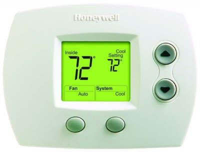 Thermostat - FocusPRO, 20 to 30 VAC, 1 A (Heat / Cool) / 0.5 A (Fan)