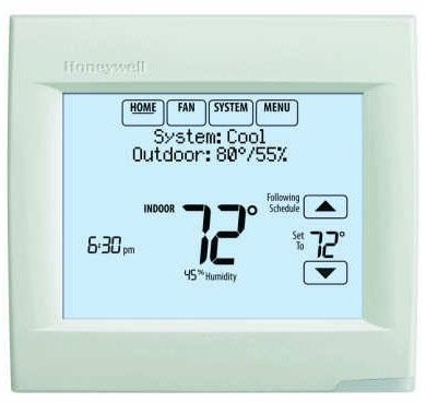 7-Day Programmable Thermostat - VisionPRO / RedLINK, 18 to 30 VAC