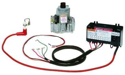15000 BTU Pilot Gas Burner Ignition System - Natural / LP Gas, Universal, 24 VAC