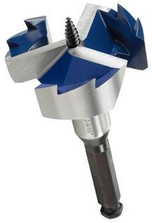 "2-1/4"" Self-Feed Wood Drill Bit - SPEEDBOR"