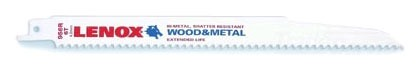 "9"" Bi-Metal Reciprocating Saw Blade - T2 / TUFF TOOTH, 6 TPI"