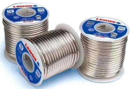 """1"""" Tin/Copper/Silver Solder Wire"""