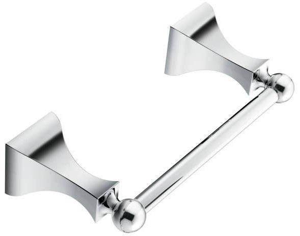 Toilet Paper Holder - Retreat, Chrome Plated Zinc