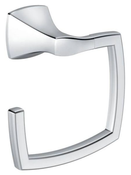 Towel Ring - Voss, Chrome Plated