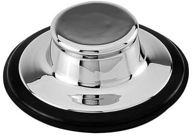 Garbage Disposal Stopper - Brass, Oil Rubbed Bronze