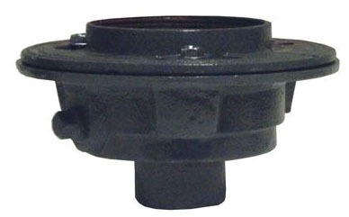 "4"" Shower Drain - Cast Iron"