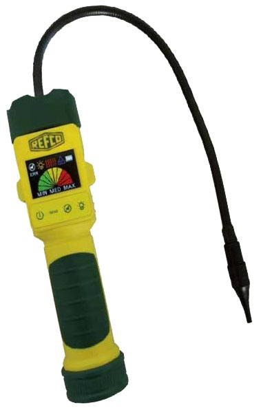 Leak Detector, Yellow/Green