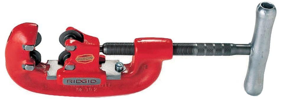 4-Wheel Heavy Duty Pipe Cutter