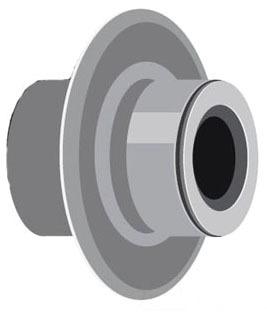 Heavy Duty Pipe Cutter Wheel, Steel