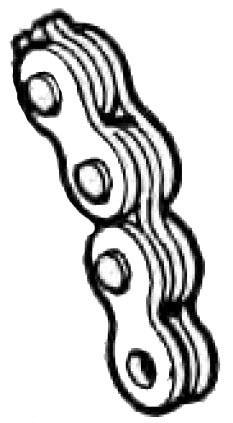 Yoke Vise Chain Assembly
