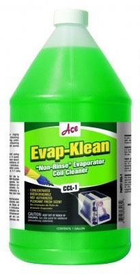 Coil Cleaner - Evap-Klean, 1 Gallon Bottle