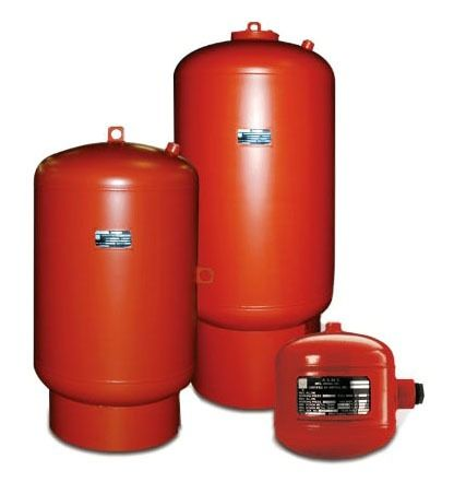 10.3 Gallon Stand Water Heater Expansion Tank - Steel, 150 psi
