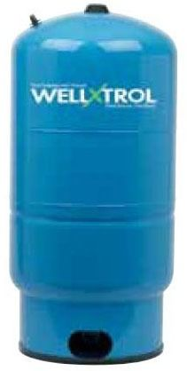 Vertical Diaphragm Well Tank, Rolled Steel