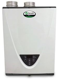 Propane Gas Tankless Water Heater - Outdoor, 8.0 GPM, 180K BTU, Residential, Condensing Ultra-Low Nox, 120V