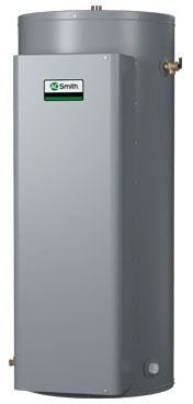 50 Gallon Commerical Electric Water Heater - Gold, 36kW, 480 Volt 1/3 Phase 60 Hertz