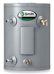 6 Gallon Compact Residential Electric Water Heater - ProLine Specialty, 1.65kW, 120 Volt 1 Phase 60 Hertz