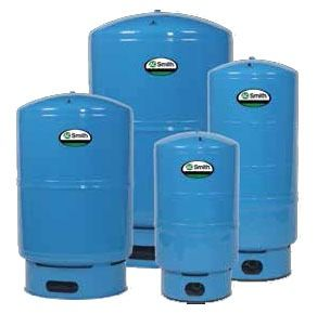 115.9 Gallon Freestanding Pump Tank - Butyl Rubber Parabolic Diaphragm