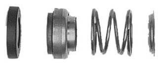 Circulator Pump Seal Kit, Stainless Steel/Buna