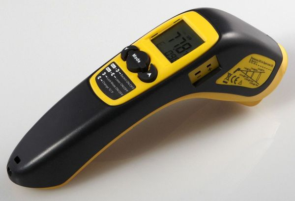Digital Non-Contact Thermometer