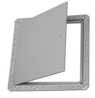 "18 X 18"" Flush Square Access Door, Steel"
