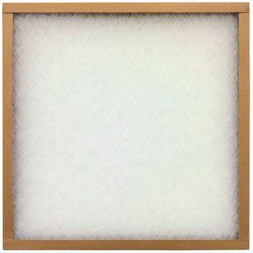 "12"" x 18"" Panel Air Filter - EZ Flow II, Spun Glass, MERV 4, Case Of 12"