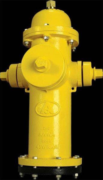 "12"" Groundline Hydrant Valve Extension Kit, High-Gloss Polyurethane"