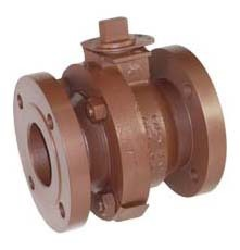 """2"""" Lever Operated Ball Valve Handle, Ductile Iron"""