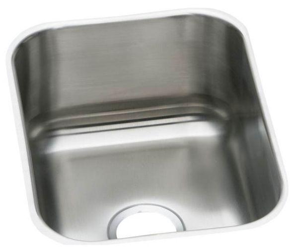 "18 Gauge Stainless Steel 16"" X 20-1/2"" X 8"" Radiant Satin Single Bowl Undermount Bar/Prep Sink"