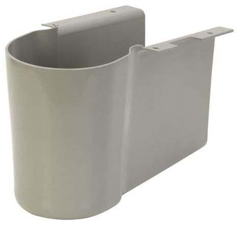 Water Cooler Apron Kit, Gray