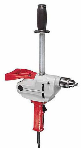 "1/2"" Compact Corded Drill - 900 RPM, 120 VAC"
